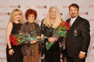 SGMG LIFETIME ACHIEVEMENT HONOR JUDY NELON & LOU HILDRETH