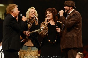Bill Gaither and the Isaacs